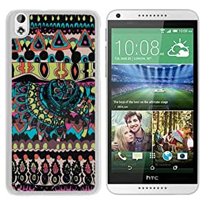 HTC Desire 816 Sakroots 13 White Screen Phone Case Beautiful and Nice Design