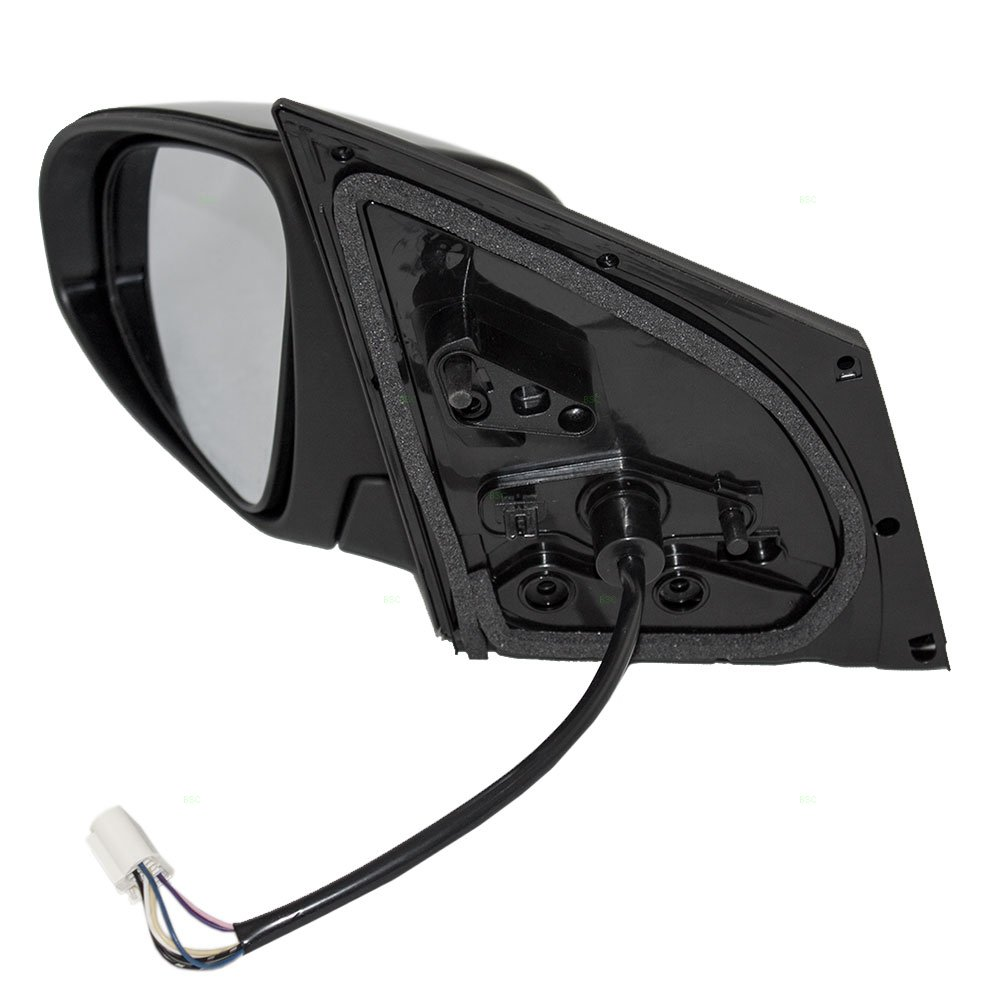 Drivers Power Side View Mirror Heated Signal Replacement for Toyota Corolla 87940-02F50-C0 Aftermarket