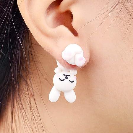 boucle d'oreille animal