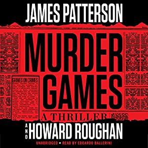 Murder Games Audiobook