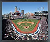 "Jacobs Field Cleveland Indians MLB Photo (Size: 12"" x 15"") Framed"