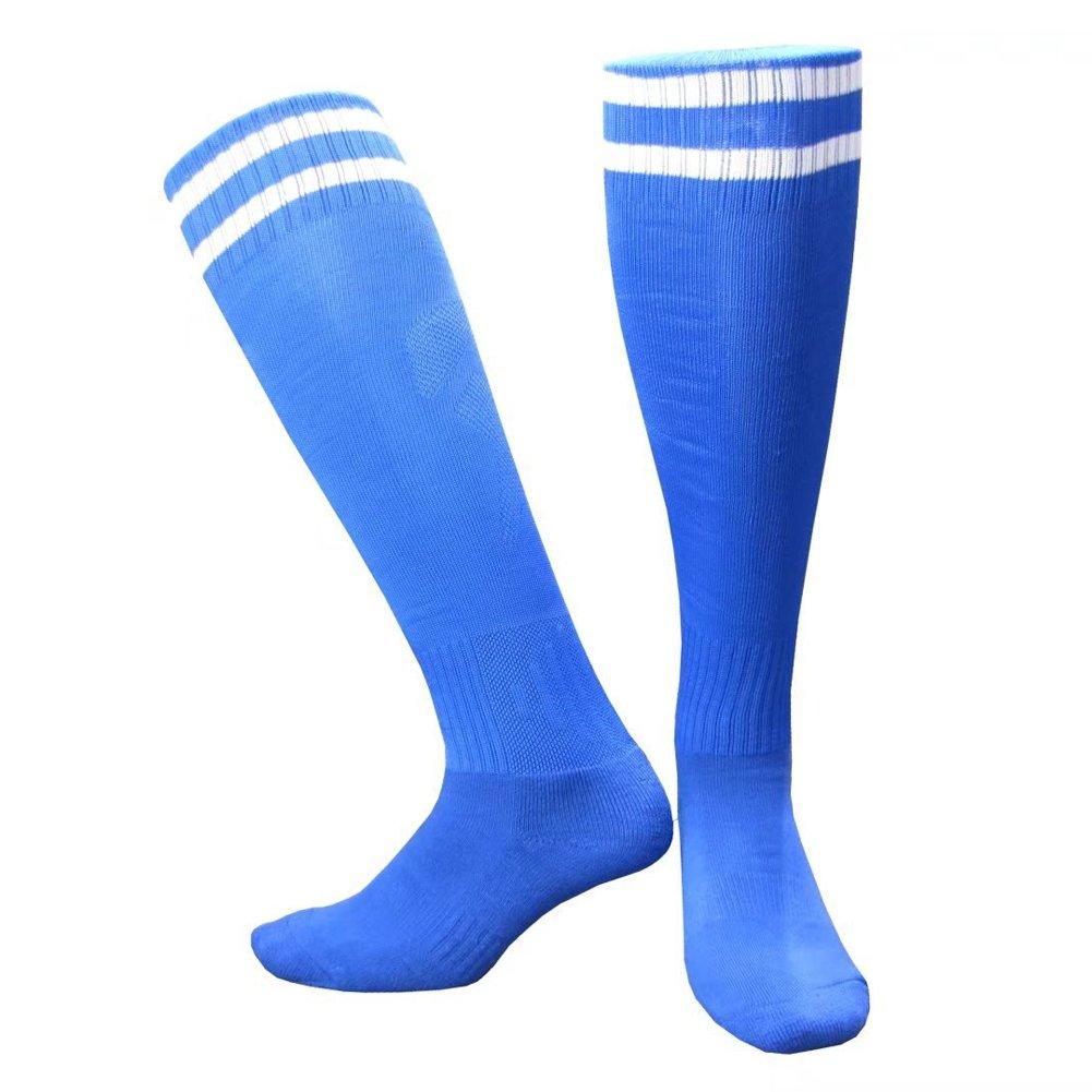 Yunsunshine 1 Paar Strü mpfe Kompression,Mä nner Frauen Fuß ball Socken,Kompressionsstrü mpfe Fit fü r Sport, Fuß ball, Laufen