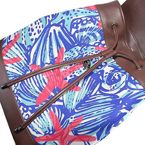 Sac main au porté multicolore à DragonSwordlinsu unique pour dos femme Taille 1PZnxOw