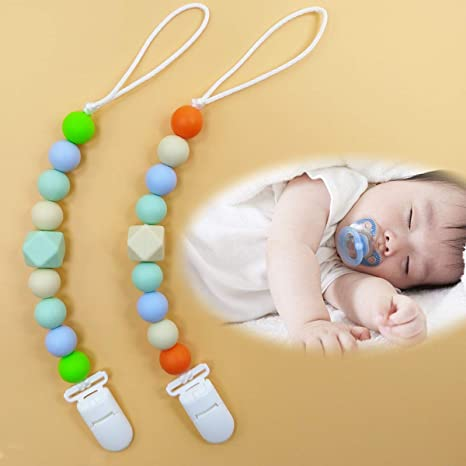 Link-Hi Chupetero 100% silicona de grado alimentario sin BPA ...