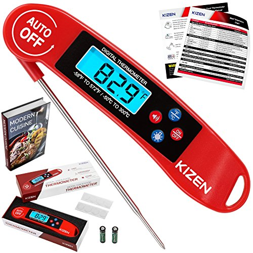 Talking Wireless Meat Thermometer - 7