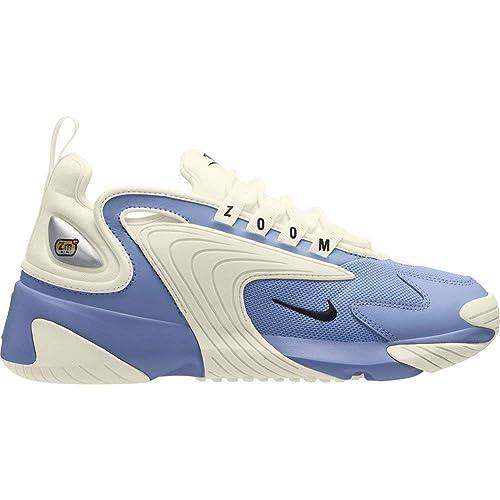 Zapatillas Nike Wmns Zoom 2K Azul 38.5: Amazon.es: Zapatos y complementos