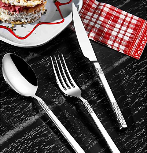 16 10 stainless flatware - 4