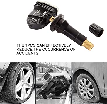 New TPMS Tire Pressure Monitoring Sensor for Chevy Chevrolet Avalanche Traverse
