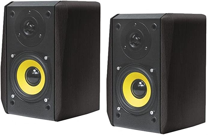 Dynavox TG-1000M - Altavoces activos (35 W, 2 unidades), color negro
