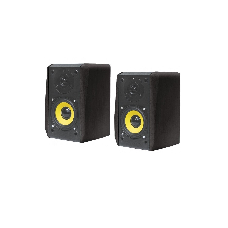 Dynavox TG-1000M Mini-Aktiv Lautsprecher 35 Watt schwarz (Paar ...