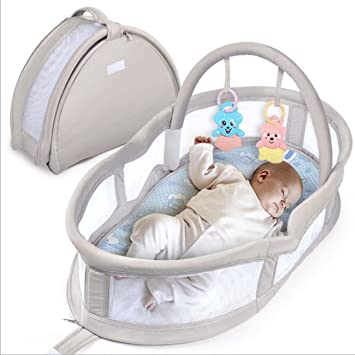 Amazon.com: GONGFF - Cuna para recién nacido, multifuncional ...
