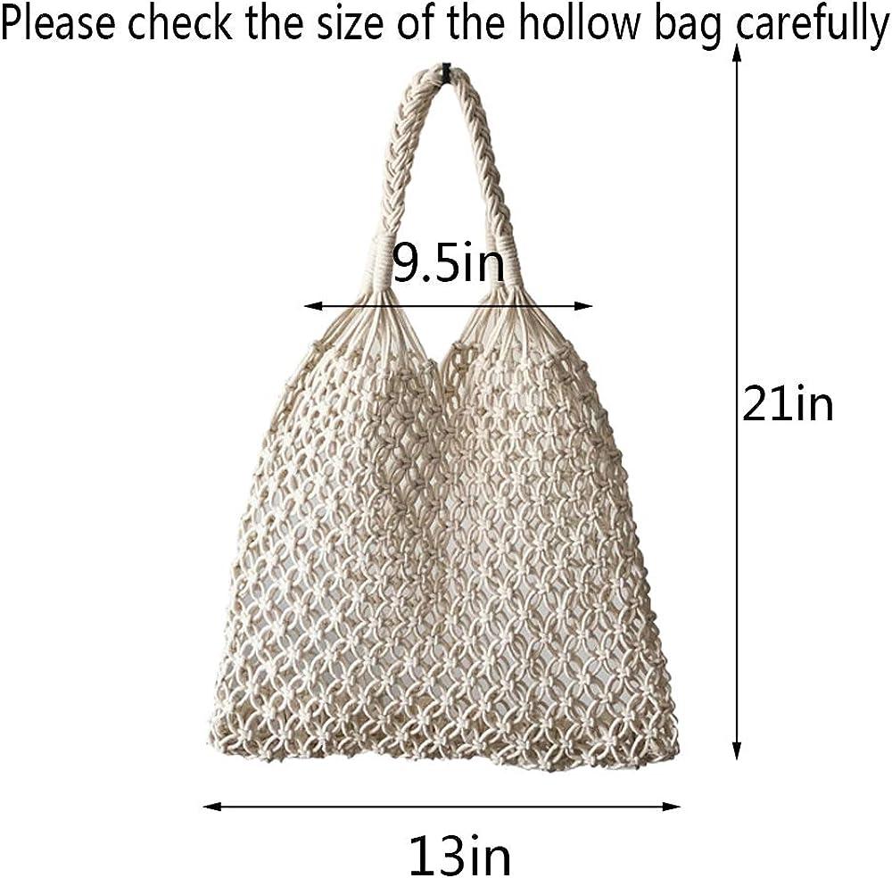 MANDARIN ORANGE PATTERN Weekender Bag Tote Bag Botanical Accessories Rope Handles Wide Mouth Citrus Pattern Oversized Beach Bag