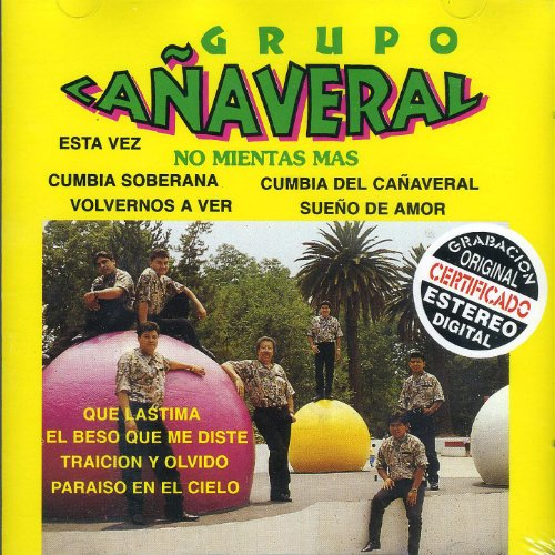Grupo Cañaveral Stream or buy for $8.99 · No Mientas Mas