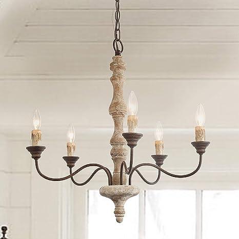 Amazon.com: LNC - Lámpara de techo con 5 focos para cocina ...