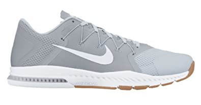 Nike Men's Zoom Train Complete Training Shoe Wolf Grey / White - Pure  Platinum 882119-