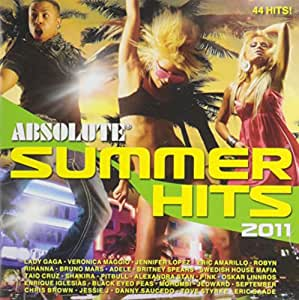 Absolute Summer Hits 2011