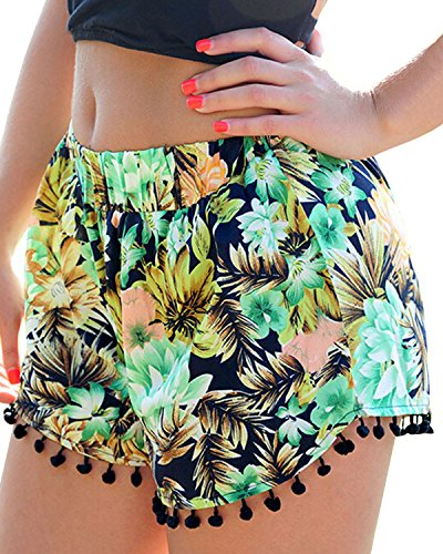 Women's Shorts Beach Shorts Hot Shorts Hot Pants Casual Shorts Beach Summer Short Trousers Mini Shorts