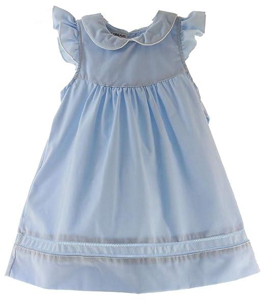 Amazon.com: Sweet Dreams – Vestido azul para niñas con ...