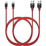 Anker Powerline+ Cavo USB-C a USB 3.0 (180cm) - Garanzia A Vita – Super Resistente per i Dispositivi Dotati di USB Tipo C tra Cui Samsung Galaxy Note 8, S8/8+/9, MacBook, Sony XZ, LG V20,G6, e Altri