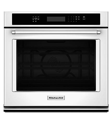 Amazon.com: KitchenAid kose507ewh único de 27