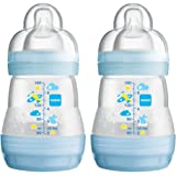 MAM Anti-Colic Bottle, Boy,  5 Ounces,  2-Count
