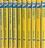 the hardy boys 35 - Nancy Drew Set - Books 31-40