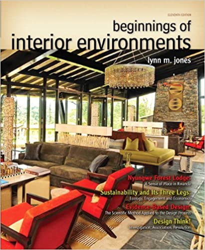 Beginnings Of Interior Environments (11th Edition) (Fashion Series) 11th  Edition