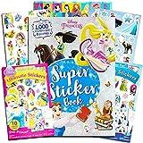 Best Disney Princess 3 Year Old Books - Disney Princess Sticker Activity Book Super Set - Review