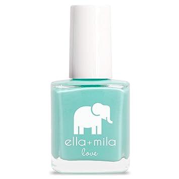 Amazon.com: Ella + Mila esmalte de uñas, Love Collection ...
