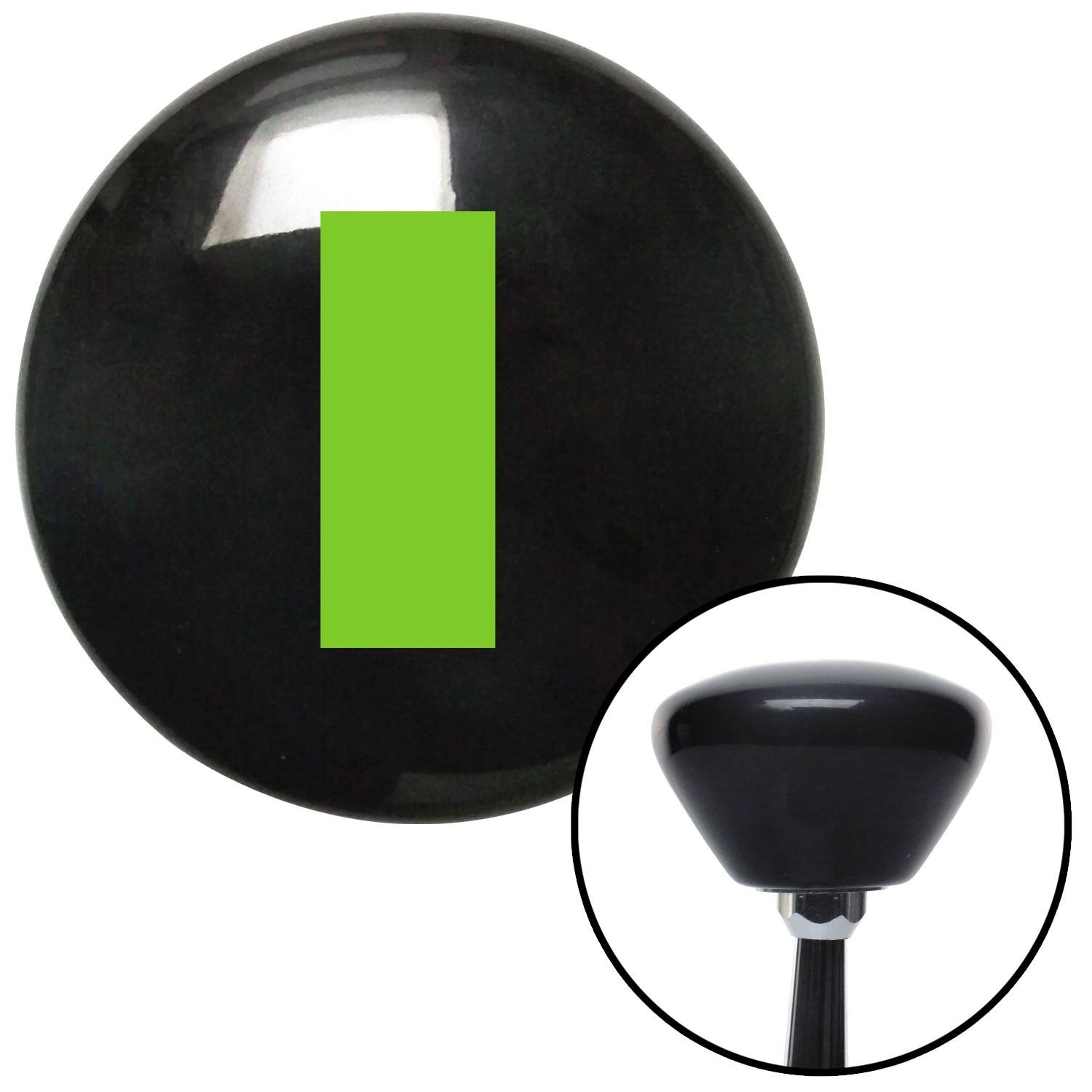 Green Officer 01-2n Lt. and 1d Lt. American Shifter 146362 Black Retro Shift Knob with M16 x 1.5 Insert