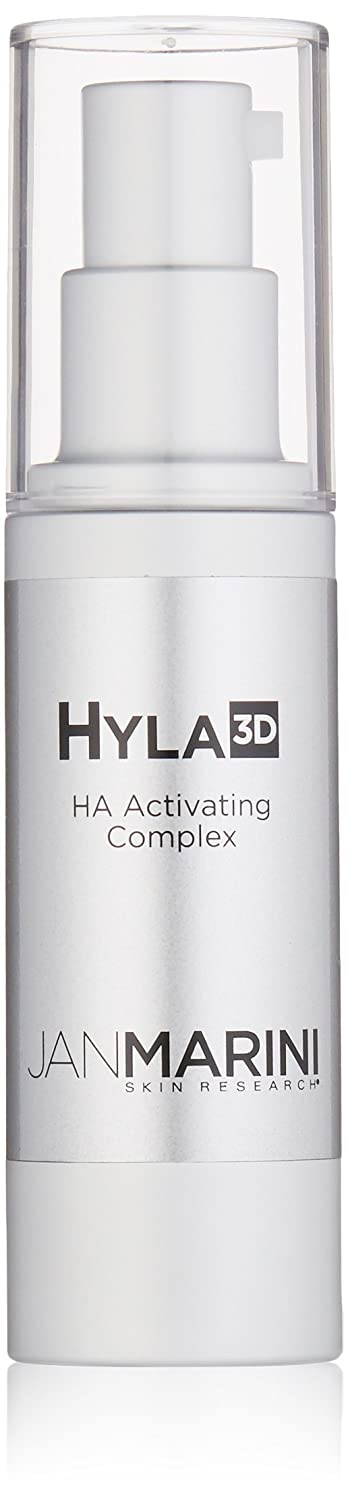 ジャンマリニ Hyla3D HA Actuvating Complex 30ml/1oz並行輸入品   B01MYCMZ6P
