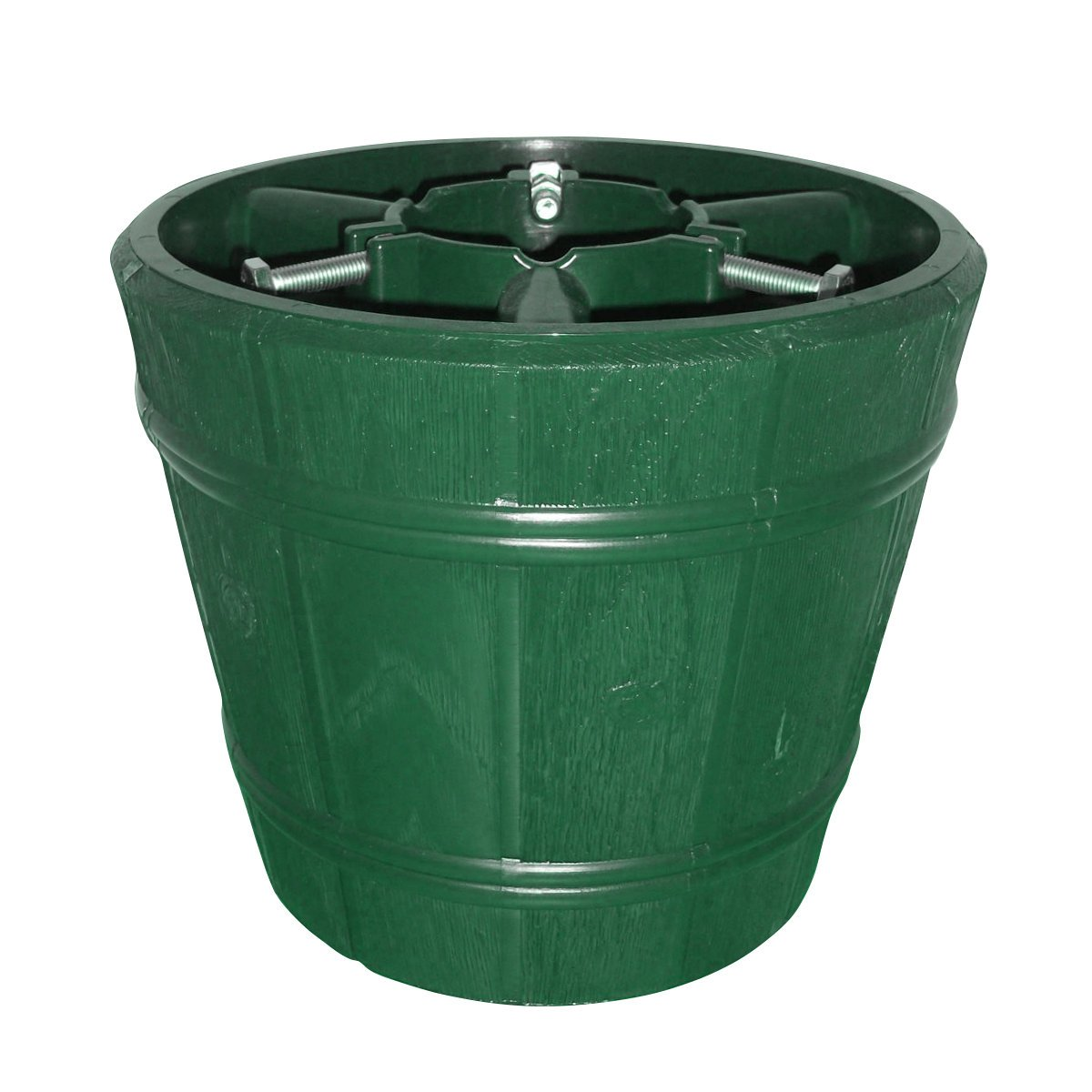 Holly Barrel Green Christmas Tree Stand for 1.8m 6ft Trees