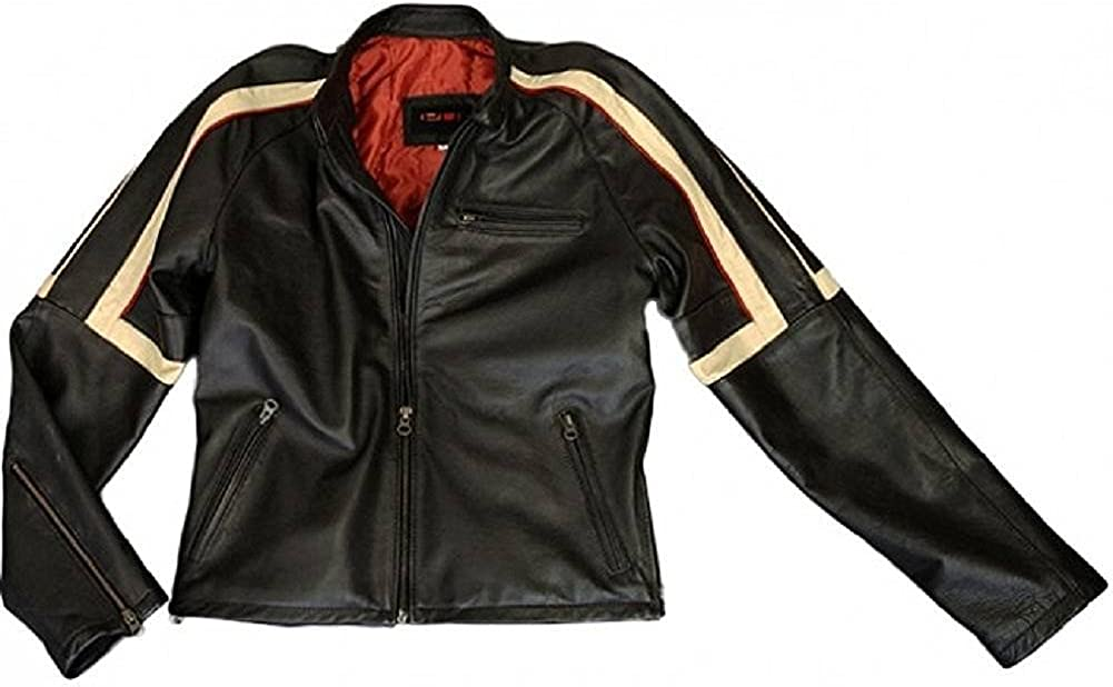 Tom Cruise DashX WAR OF WORLDS Leather Jacket Brown Edition