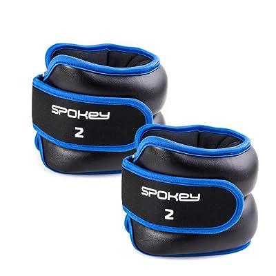 Spokey Poids pour poignet/cheville disponibles en différentes mesures de poids