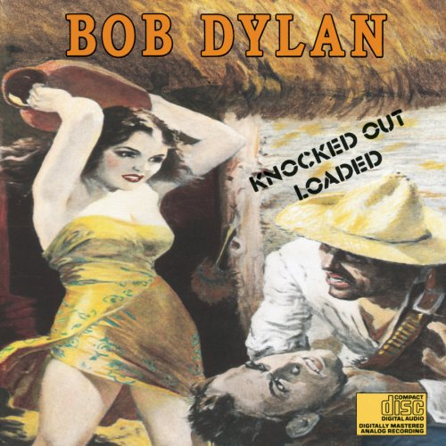 CD : Bob Dylan - Knocked Out Loaded (CD)