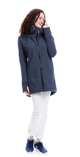 529461b9ac832 GoFutureWithLove GoFuture Women Maternity and Baby Wearing Multifunctional  4in1 Jacket Ovita GF2067: Amazon.co.uk: Clothing
