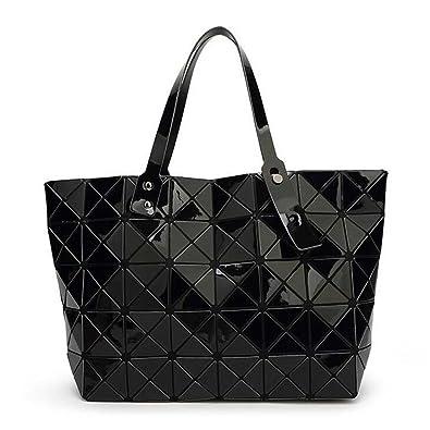 NEW Fashion Bao Bao Bag Women Tote Fold summer issey miyak Baobao Hand Bag  Laser Geometric 7bbb770994767