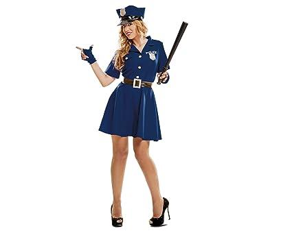 My Other Me Me - Disfraz de Policía mujer, talla ML (Viving Costumes MOM00990)