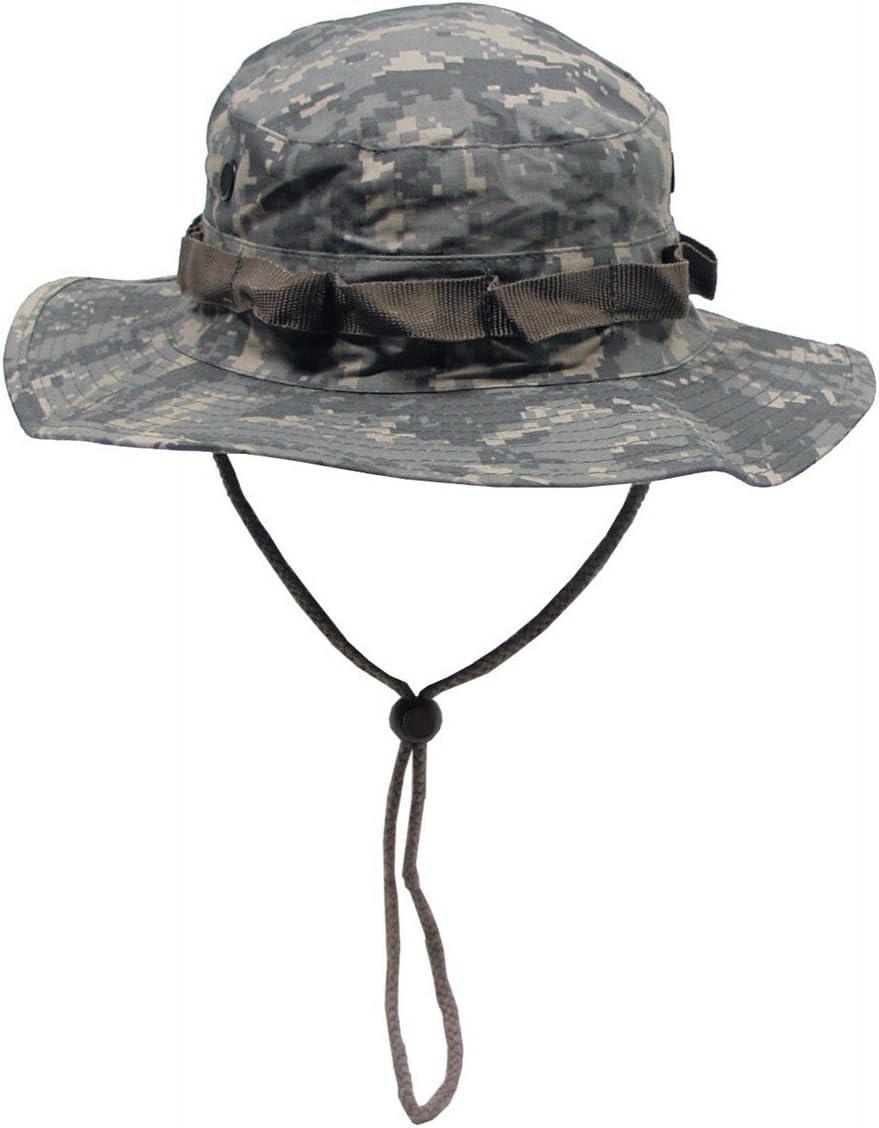 Commando Industries US Army Tropen Hut Boonie Hat Safarihut Buschut Schlapphut Jagdhut M/ütze Kappe verschiedene Ausf/ührungen