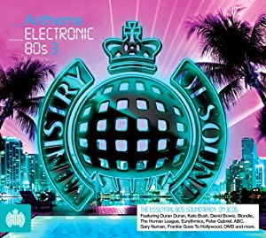 Anthems Electronic 80s 3: Amazon.co.uk: Music