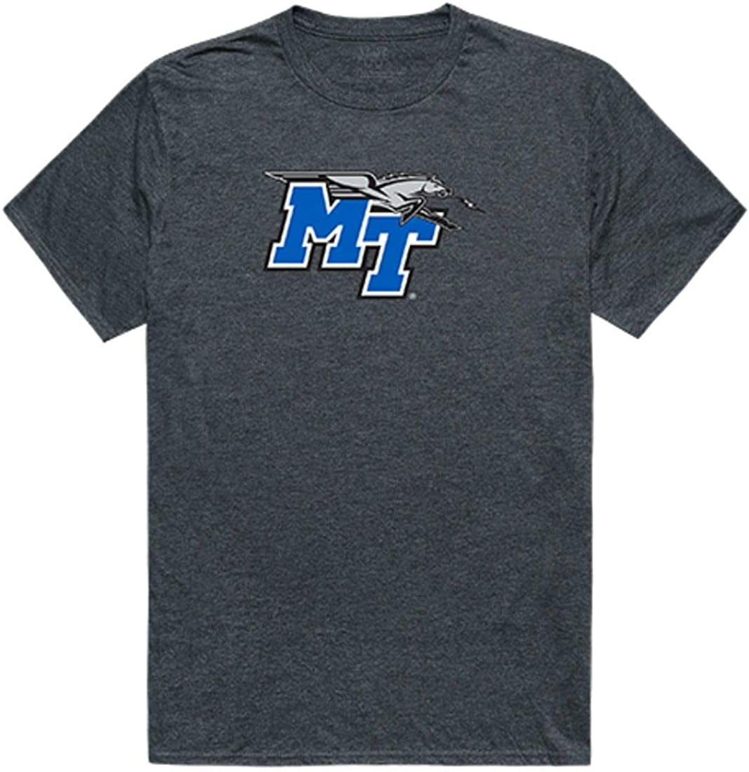 NCAA Mid. Tenn. St. Blue Raiders T-Shirt V1