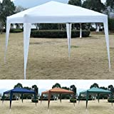 Tangkula-10X10-EZ-POP-UP-Canopy-Tent-Gazebo-Wedding-Party-Shelter-Carry-Bag