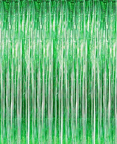 Metallic Fringe Window Curtain Decoration product image