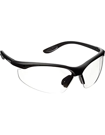 85eb22590bf0 voltX  CONSTRUCTOR  Wraparound Safety Glasses Cycling Sports Glasses (Clear  Lens) CE