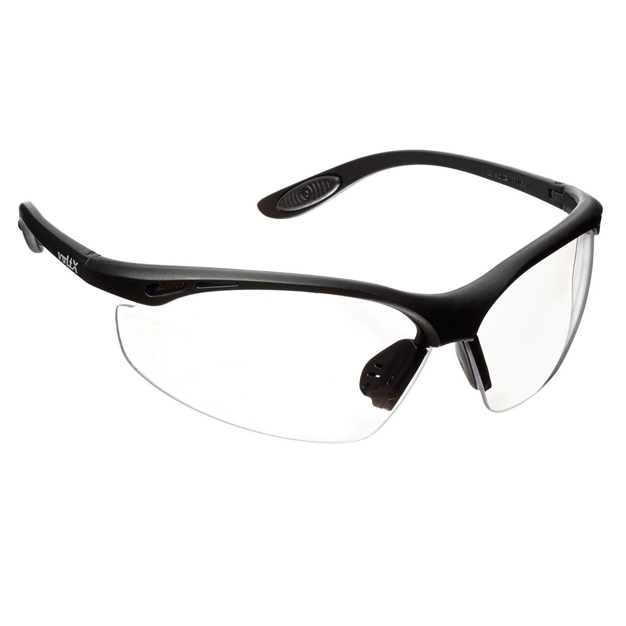 58606fdfc0 voltX 'CONSTRUCTOR' Gafas de Seguridad que cumplen con la certificación CE  EN166F / Gafas