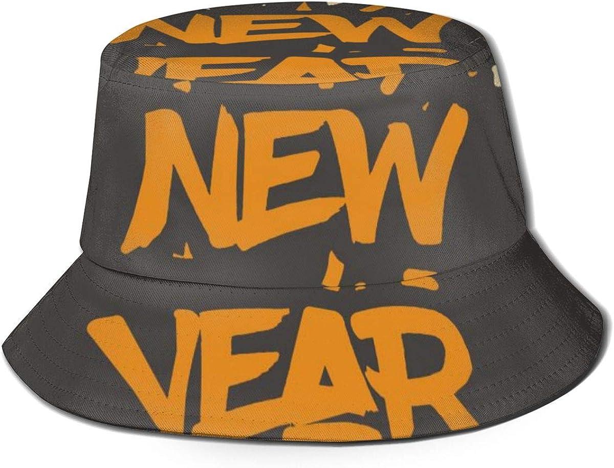 Cool Trucker Baseball Cap for Unisex Unisex 100/% Polyester Happy New Year 2018 Mesh Hat
