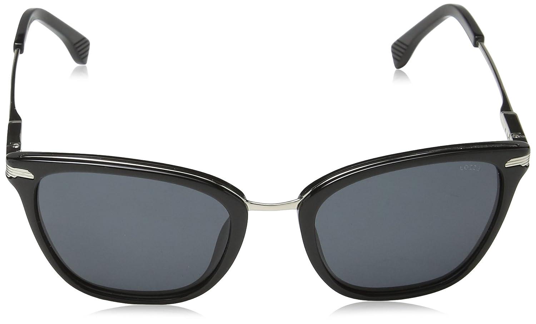 Lozza SL4078M-gafas de sol Mujer Gris Gris (SHINY BLACK ...