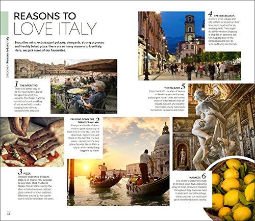 61n ftctgcL - DK Eyewitness Travel Guide Italy: 2019
