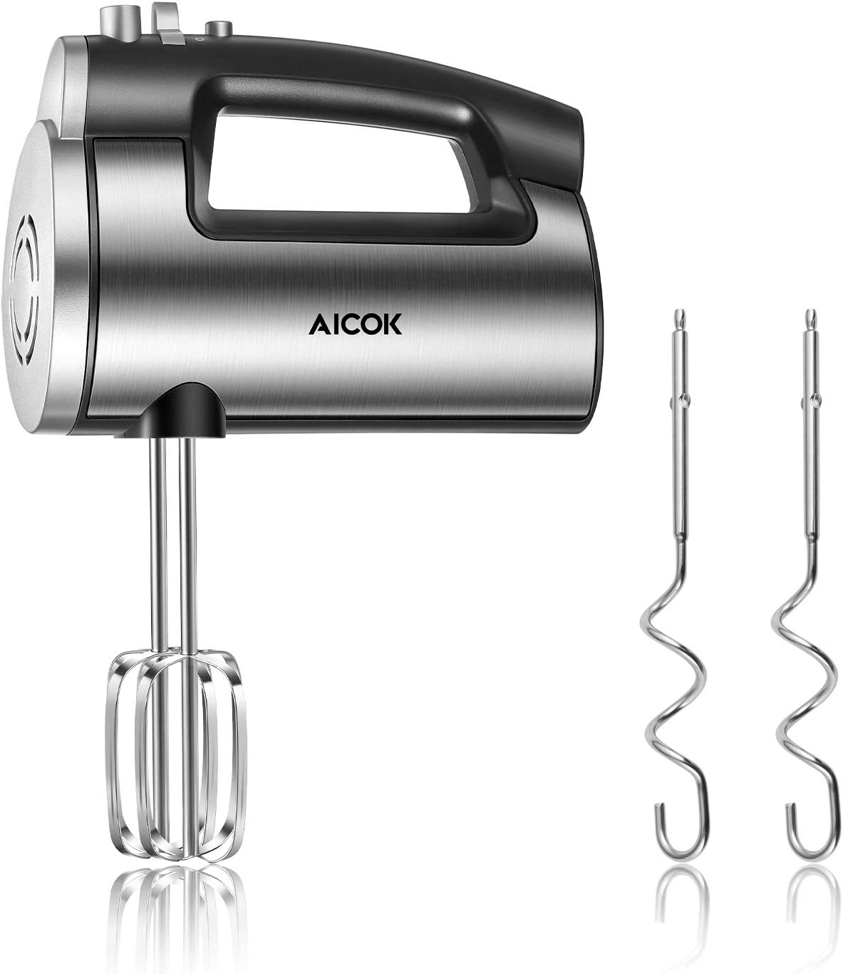 Hand Mixer Electric 6-Speed