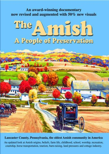 DVD : The Amish: A People Of Preservation (DVD)